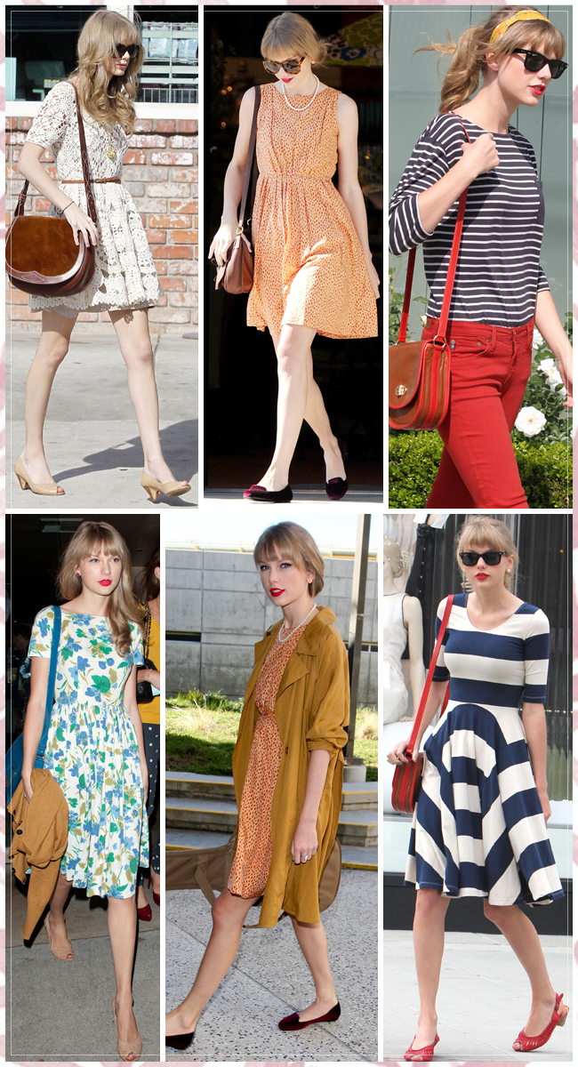 Style icon taylor swift preppy lulu Fashion style of taylor swift